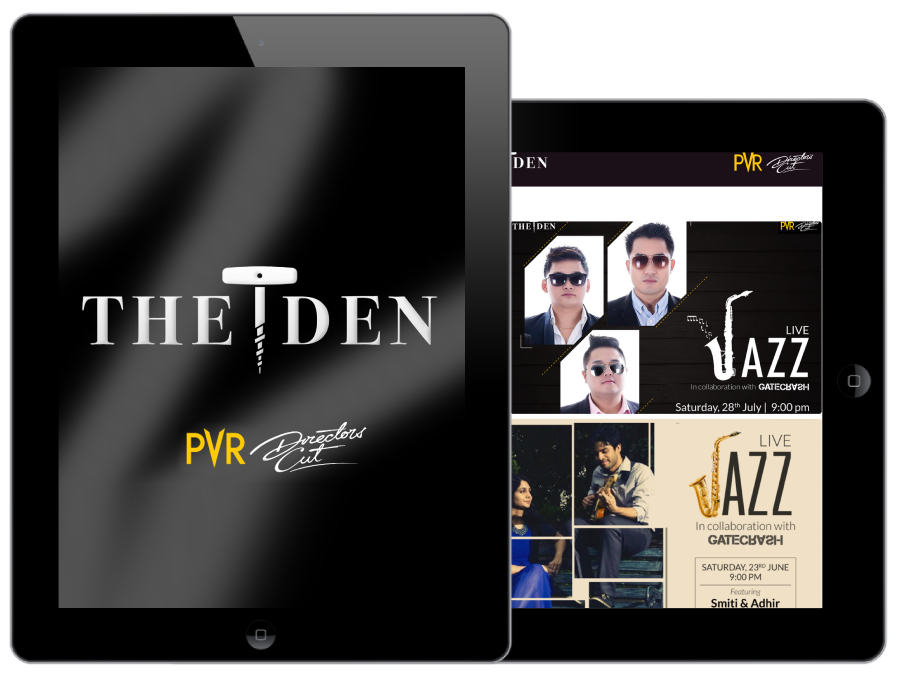 the den tablets app